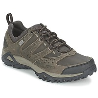 Shoes Men Walking shoes Columbia PEAKFREAK XCRSN LEATHER OUTDRY Earth