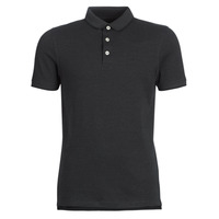 Clothing Men short-sleeved polo shirts Jack & Jones JJEPAULOS Grey
