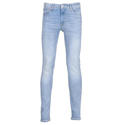Clothing Men Slim jeans Jack & Jones JJILIAM Blue