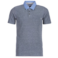 Clothing Men short-sleeved polo shirts Jack & Jones JPRDARREN Marine