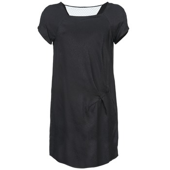 Clothing Women Short Dresses One Step REVA Black