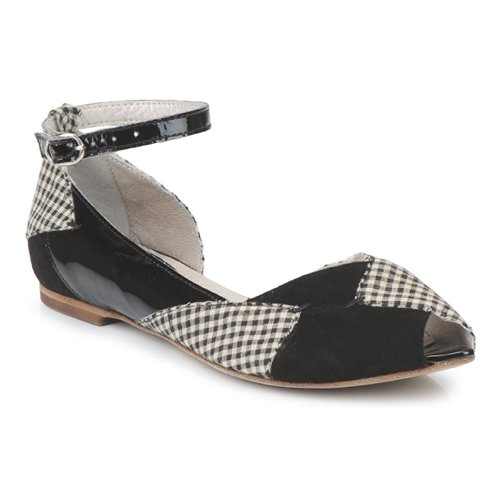Shoes Women Flat shoes Mosquitos DELICE Black