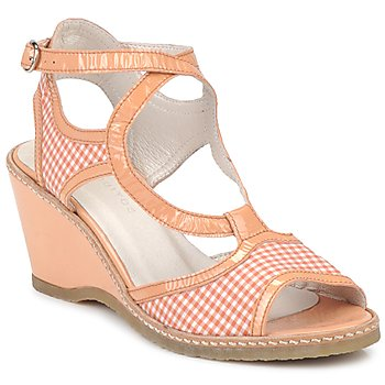 Shoes Women Sandals Mosquitos HOURA Beige