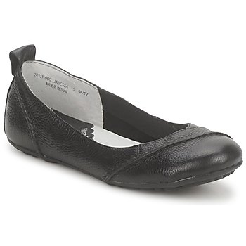 Shoes Women Flat shoes Hush puppies JANESSA Black