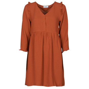 Clothing Women Short Dresses Betty London JOELIE Brown