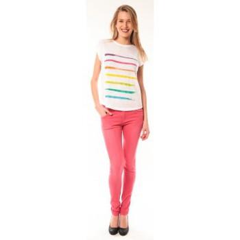 Clothing Women short-sleeved t-shirts Little Marcel T-shirt E15FTSS0122 Tola Blanc White