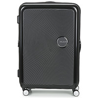 Bags Hard Suitcases American Tourister SOUNDBOX 77CM 4R Black