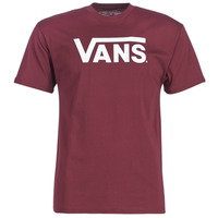 Clothing Men Short-sleeved t-shirts Vans VANS CLASSIC Bordeaux