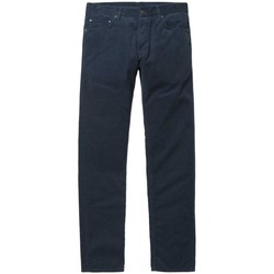 Clothing Men chinos Carhartt WIP Klondike Corduroy Pant Navy