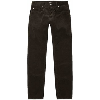 Clothing Men chinos Carhartt Klondike Corduroy Pants Brown