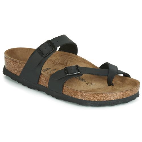 Shoes Women Sandals Birkenstock MAYARI  black
