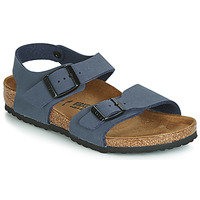 Shoes Boy Sandals Birkenstock NEW YORK Navy
