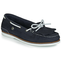 Shoes Women Boat shoes Barbour Ellen Boat Shoe Navy
