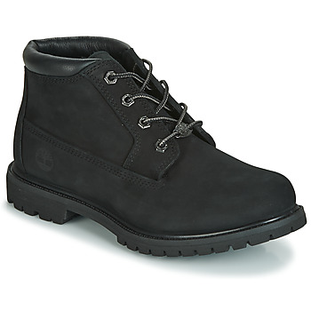 Shoes Women Mid boots Timberland Nellie Chukka Double  black
