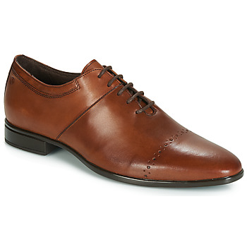 Shoes Men Brogues Carlington JEMRON Cognac