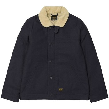 Clothing Men Jackets Carhartt WIP Sheffield Jacket Navy