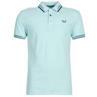 Clothing Men short-sleeved polo shirts Kaporal NAYOC Blue