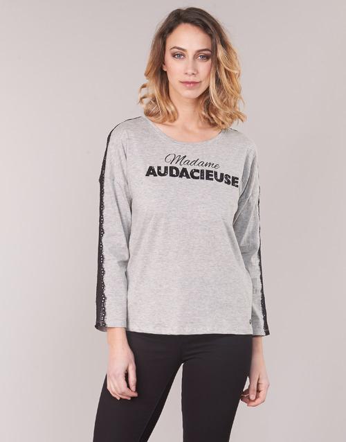 Clothing Women Tops / Blouses Kaporal BURO Grey