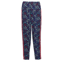 Clothing Women Wide leg / Harem trousers Kaporal BABY Marine / Multicolour