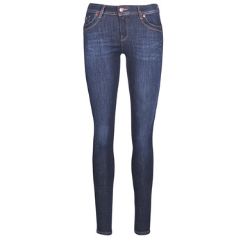 Clothing Women slim jeans Kaporal SATIN Blue / Medium