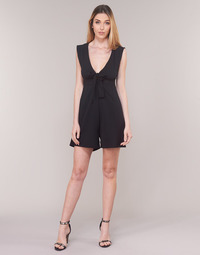 Clothing Women Jumpsuits / Dungarees Kaporal FAFA Black