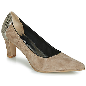 Shoes Women Heels Myma ELEGANCY Beige