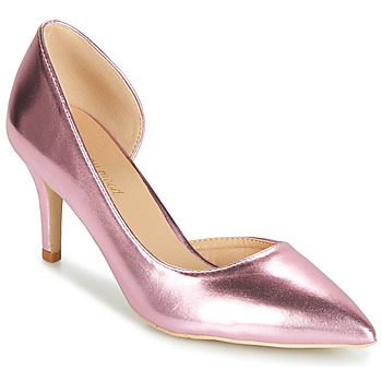 Shoes Women Heels Moony Mood IMAF Pink / Metal
