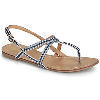 Shoes Women Sandals Moony Mood JEKERINE Blue