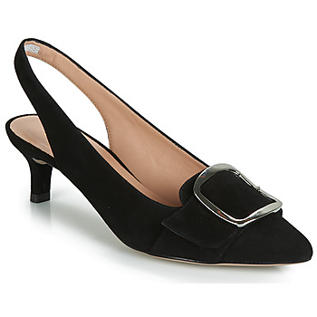 Shoes Women Heels Unisa JALIS Black