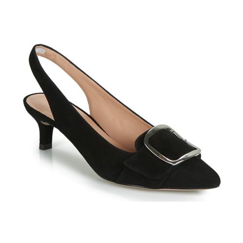 Shoes Women Heels Unisa JALIS Black