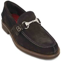 Shoes Men Loafers Luis Gonzalo 7599H Men's Shoes brown