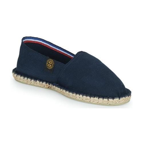Shoes Espadrilles Art of Soule SOKA UNI Marine