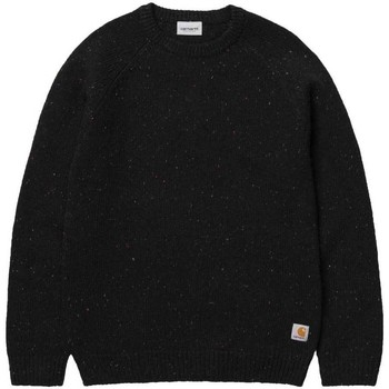 Clothing Men jumpers Carhartt WIP Anglistic Sweater Black