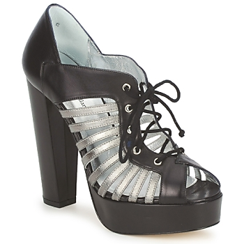 Shoes Women Heels Terry de Havilland JESSIE Black-steel