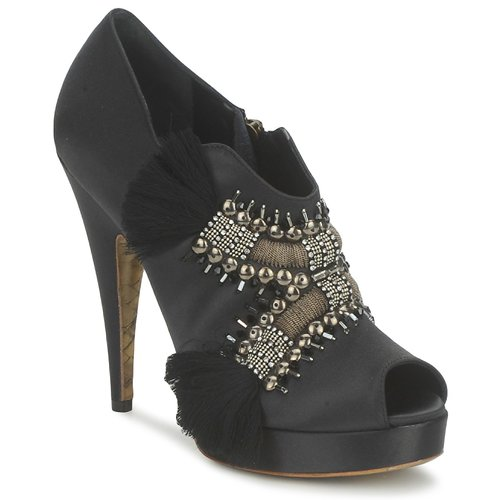 Shoes Women Shoe boots Gaspard Yurkievich P1 VAR1 Grey