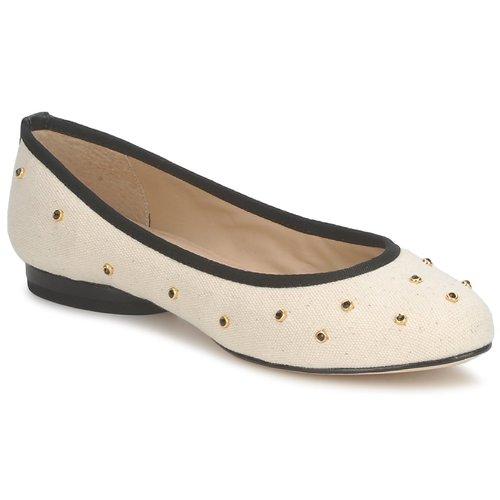 Shoes Women Flat shoes Kat Maconie DELILAH White / Broken / Black
