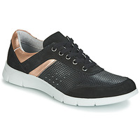 Shoes Women Low top trainers Yurban JEBELLE Black