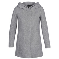 Clothing Women Coats Vero Moda VMVERODONA Grey