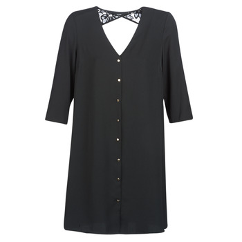 Clothing Women Short Dresses Vero Moda VMRICKY Black
