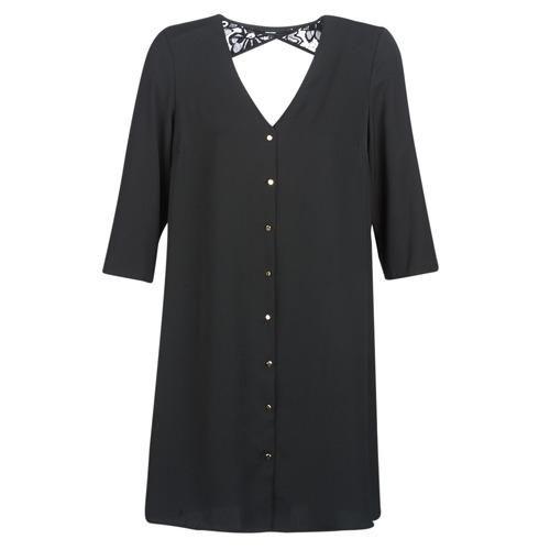 Clothing Women Short Dresses Vero Moda VMRICKY Black
