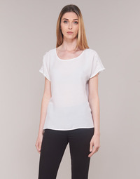 Clothing Women Tops / Blouses Vero Moda VMLACEY White