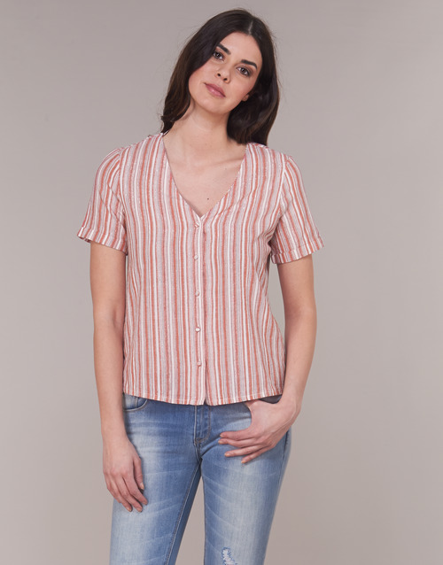 Clothing Women Tops / Blouses Vero Moda VMESTHER Red