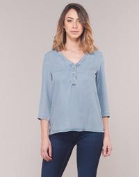 Clothing Women Tops / Blouses Vero Moda VMTRUDY Blue