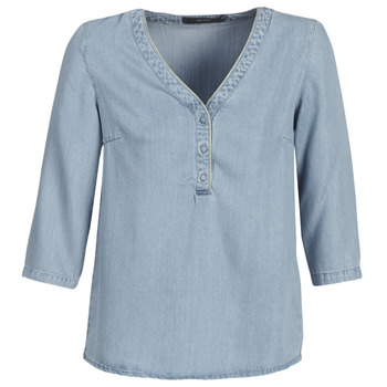 Clothing Women Tops / Blouses Vero Moda VMTRUDY Blue