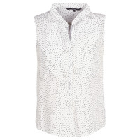 Clothing Women Tops / Blouses Vero Moda VMERIKA White / Black