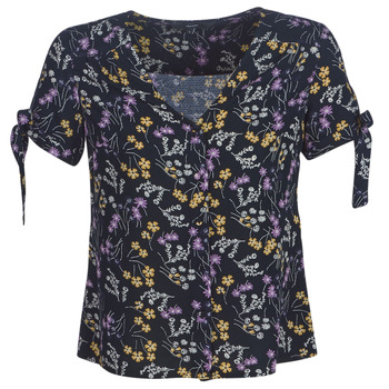 Clothing Women Tops / Blouses Vero Moda VMLOTUS Black
