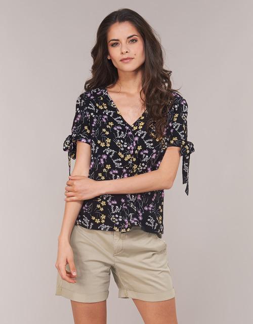 Clothing Women Tops / Blouses Vero Moda VMLOTUS Black