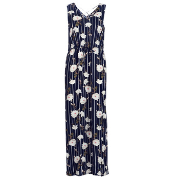 Clothing Women Long Dresses Vero Moda VMSIMPLY Marine
