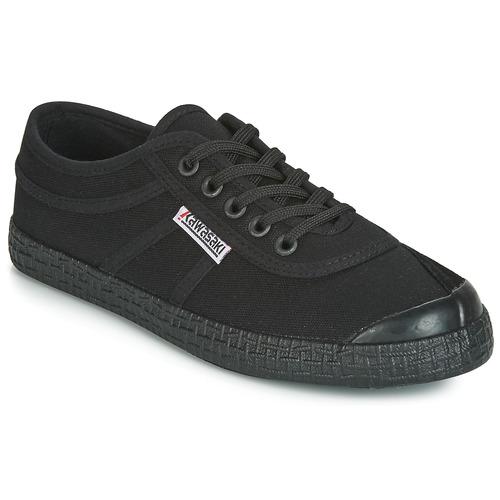 Shoes Low top trainers Kawasaki ORIGINAL Black