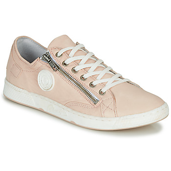 Shoes Women Low top trainers Pataugas JESTER Pink / Nude